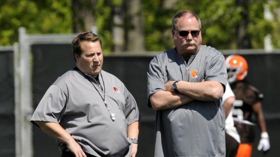 Holmgren Regrets Not Coaching Browns