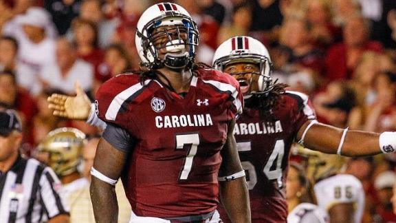 Video - Jadeveon Clowney To Visit Falcons