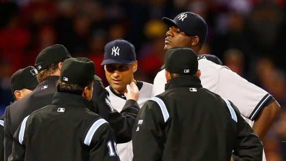 Umpires Forced To Eject Pineda?