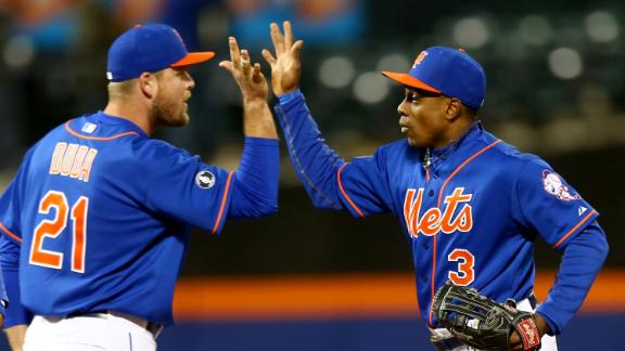 Mets Edge Cardinals