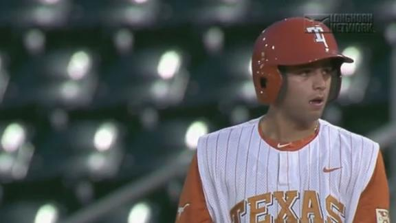 Texas Baseball Edges UTPA, 5-4