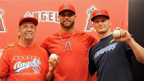 Video - Mint Condition: Pujols Gets 500 Back