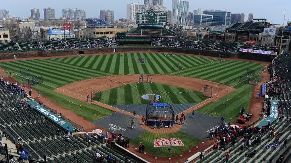 Video - Players Reflect On Wrigley Field