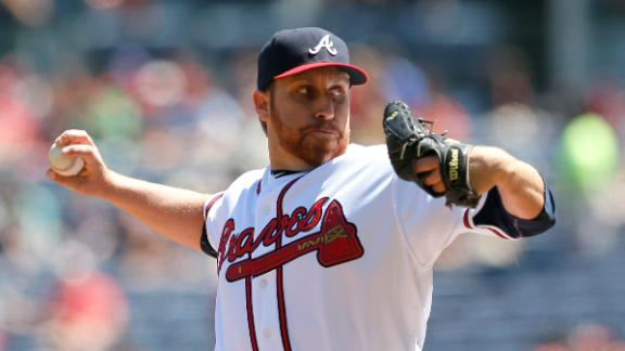 Video - Harang Dominant In Braves' Win