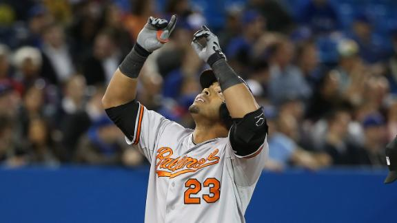 Orioles Rally To Beat Blue Jays