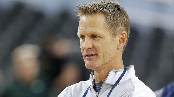 Jackson: Knicks' coach search beyond Kerr