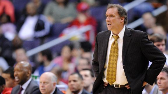 Flip Saunders not expected to return to coach Minnesota Timberw…
