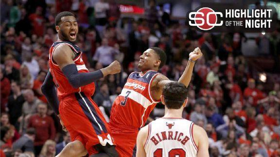 Wizards Win OT Thriller, Take 2-0 Lead
