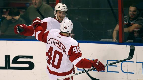 Video - Nyquist: No Timetable For Zetterberg