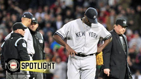Pineda Ejected In Loss To Red Sox