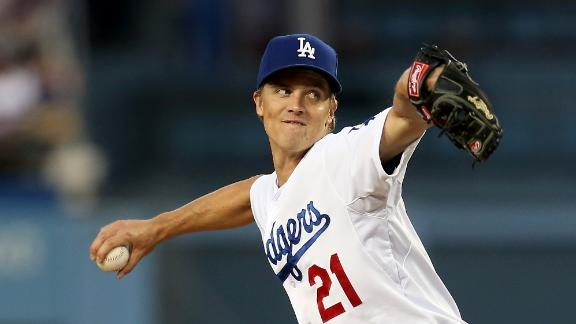 Dodgers ruin Hamels' 1st start of season