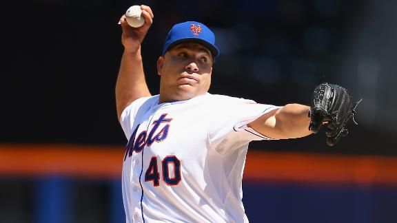 Colon Leads Mets Past Cardinals