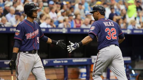 Video - Twins Hold Off Rays