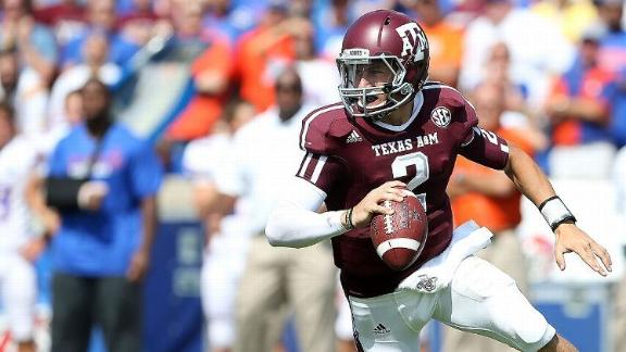 Buccaneers Considering Manziel At No. 7