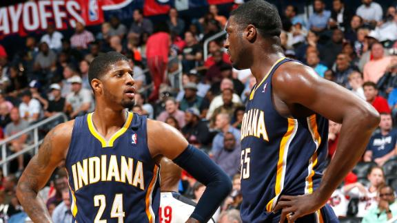 Vogel keeps plans for Hibbert close to vest