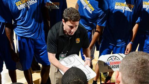 Sources: Warriors asst. secretly taped talks