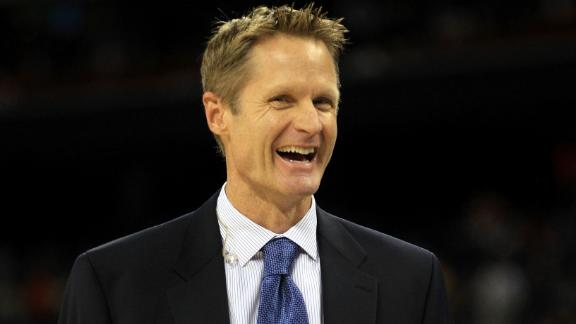 New York Knicks want to complete Steve Kerr deal after first ro…