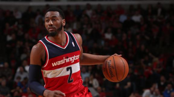 Video - Wizards Hang On To Eliminate Bulls