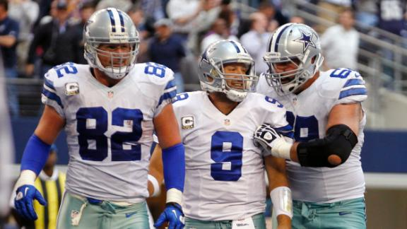 On The Clock: Improving The Cowboys