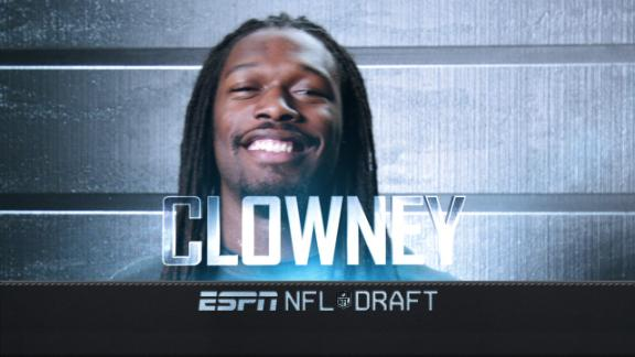 NFL Draft Highlight Reel: Jadeveon Clowney