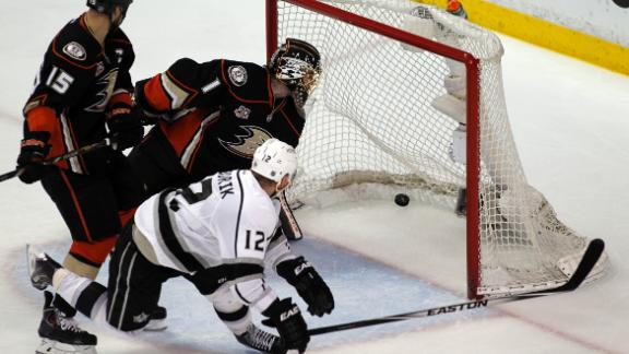 Video - Kings Win Game 1 In OT