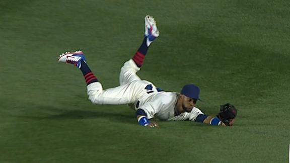 Video - Bonifacio's Impressive Diving Catch