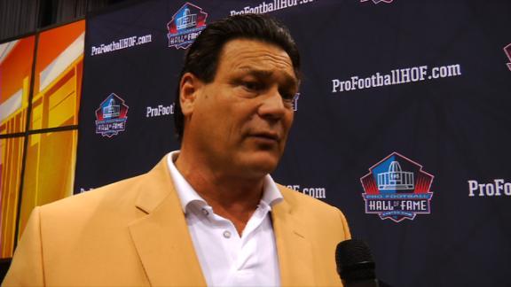 Video - Dan Hampton: Bears Defense Was A Joke