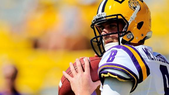 Mettenberger's Draft Stock Affected?