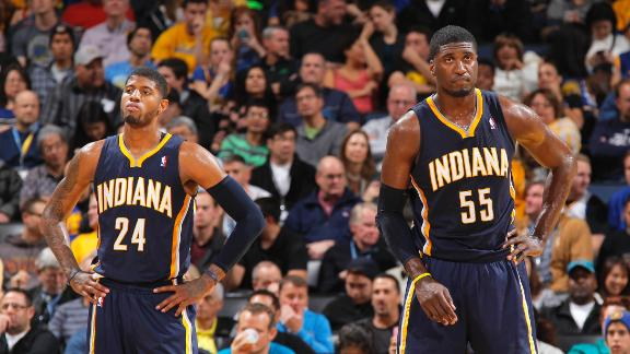 2014 NBA playoffs -- Indiana Pacers say locker room tight, try …