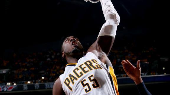Hibbert Carries Pacers In Game 2