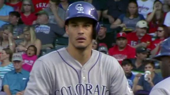 Arenado Extends Hit Streak In Rockies' Win