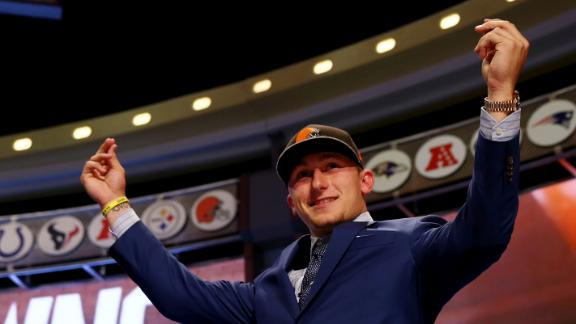 Manziel: 'Very Excited'