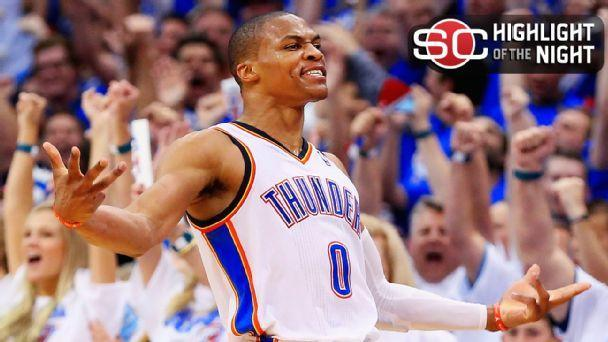 Durant, Westbrook Carry Thunder In Game 2