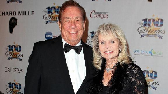 Shelly Sterling Fighting To Keep Clippers