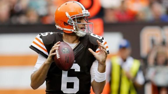 Browns Confident In Hoyer