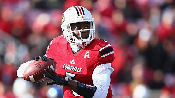 Vikings Draft Teddy Bridgewater