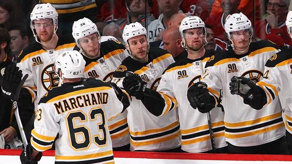 Video - Bruins Confident Heading Into Game 4