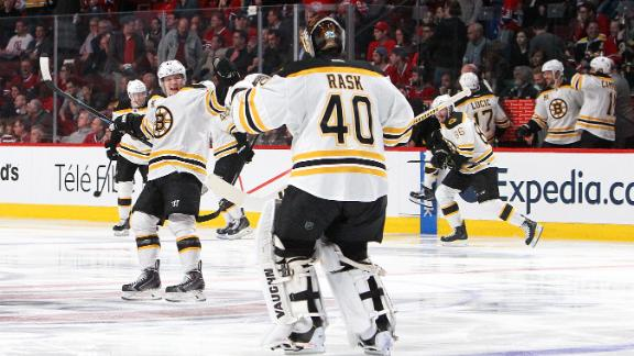 Bruins Top Canadiens In OT
