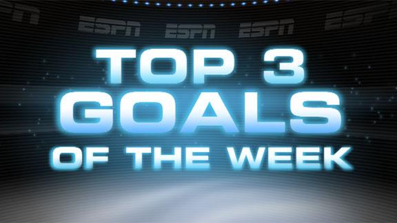 Video - Inside The NHL: Top 3 Goals