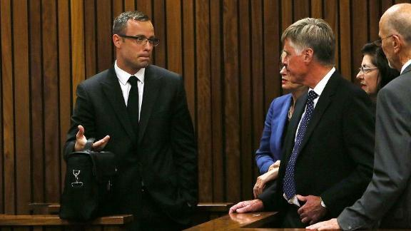 Pistorius Defense Works To Solidify Timeline
