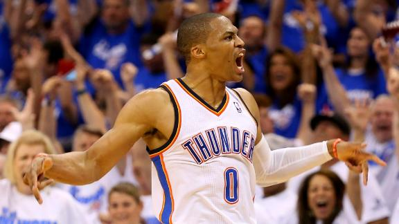 Thunder Strike Back In Game 2