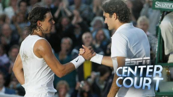 Center Court: Agassi Picks Nadal As No. 1