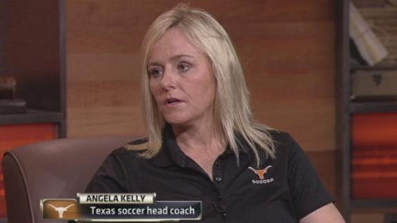 Kelly on 2014 Texas Soccer Slate