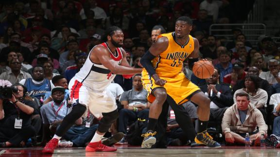 Pacers Halt Wizards In Game 3