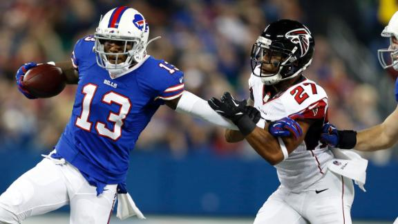 Bills Trade Stevie Johnson