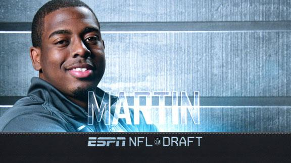 Video - NFL Draft Highlight Reel: Kareem Martin