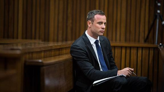 Theatrical Moments In Pistorius Trial