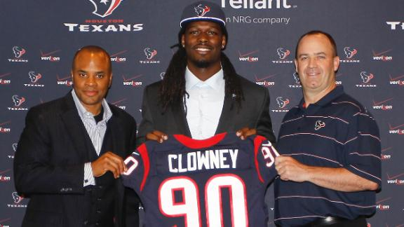 Video - Planning To Draft Jadeveon Clowney