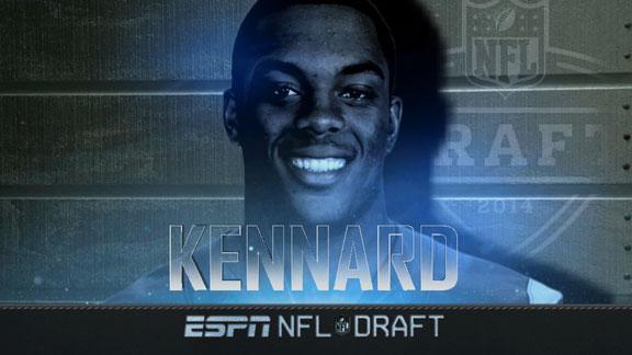 Video - NFL Draft Highlight Reel: Devon Kennard