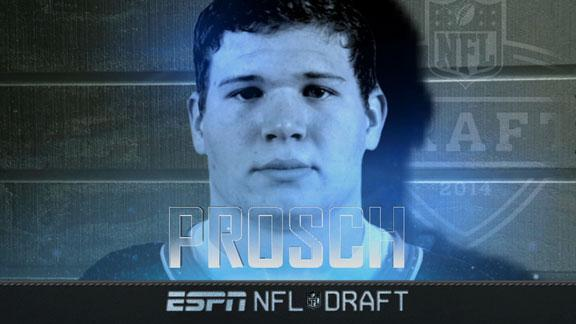 Video - NFL Draft Highlight Reel: Jay Prosch